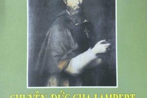 Bìa - Chuyện Đức cha Lambert