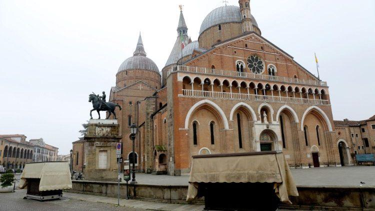 Đền thánh Antôn ở Padova, nước Ý (ANSA)