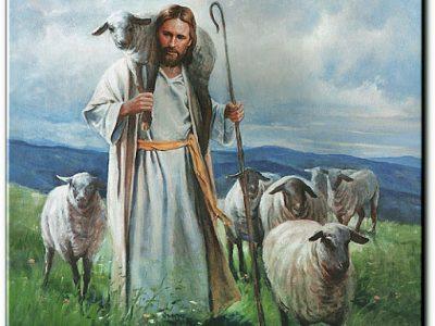 Chúa Giêsu mục tử