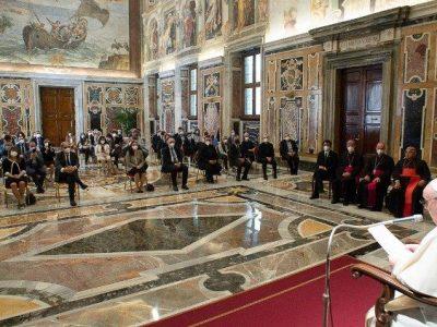 ĐTC tiếp các thành viên của Hội đồng toàn Quốc Phong trào Công giáo Tiến hành Ý