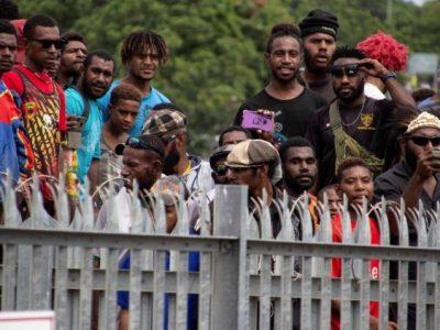 Người dân Papua New Guinea (AFP or licensors)