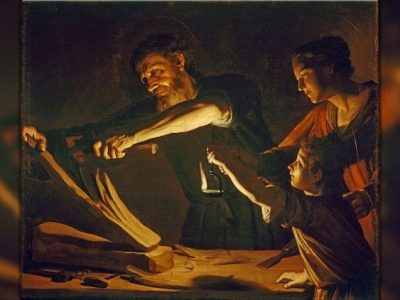 Thánh Giuse Lao động